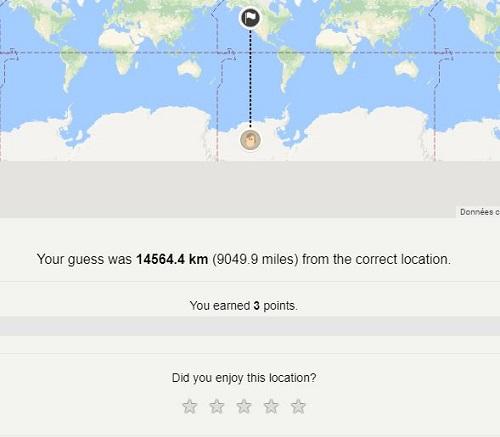 GeoGuessr Jeux gratuit