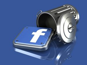 supprimer votre compte facebook