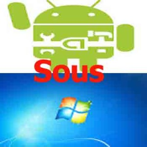 Applications Android sous Windows