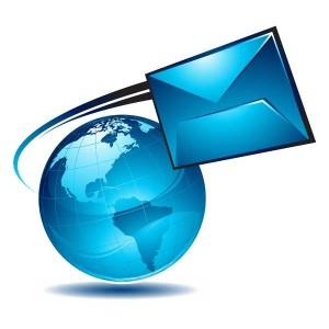 la rédaction d'un e-mail