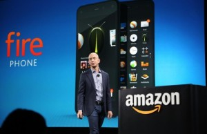 Fire Phone d'amazon