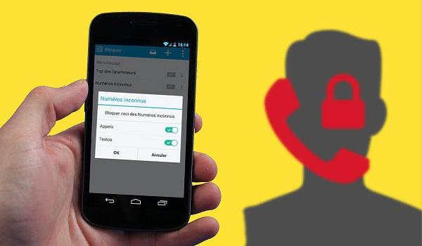Bloquer un num ro de t l phone sur android samsung lg htc - Vente privee numero telephone ...