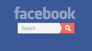 moteur de recherche de facebook