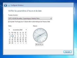 comment installer windows 7 installation de windows 7