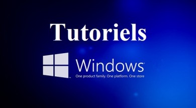 Tutoriels Windows