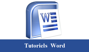 Tutoriels Word