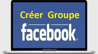 Comment créer un groupe facebook