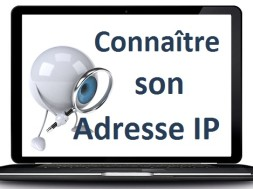 Connaitre son adresse IP