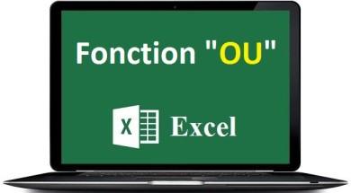 Fonction ou Excel