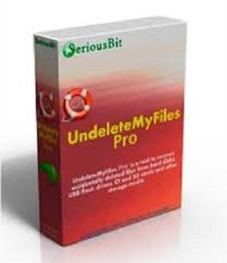 UndeleteMyFiles Pro