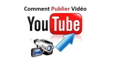 Comment mettre une vidéo sur Youtube