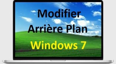 Modifier l'image de l'arrière plan de Windows 7