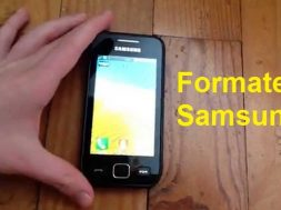 Formater Samsung, code pour formater samsung, comment formater samsung, partage de connexion Samsung
