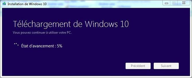 6 Créer un support d'installation de Windows 10 créer une clé USB d'installation de Windows 10 DVD Windows 10 clé USB windows 10