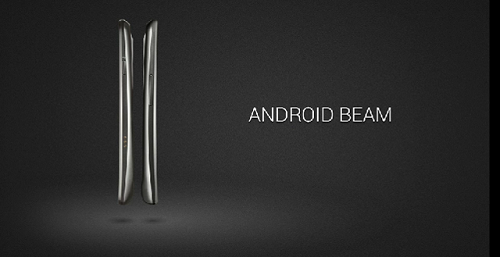 android beam application