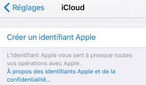 Comment créer un identifiant Apple gratuit