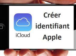 comment cr er un identifiant apple gratuit sur iphone ios. Black Bedroom Furniture Sets. Home Design Ideas