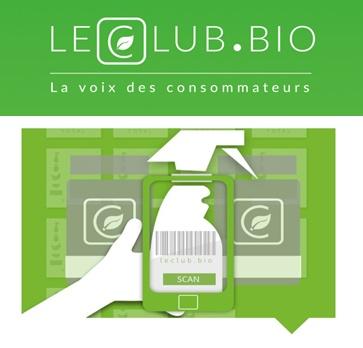 Le Club Bio, l'application mobile qui récompense les achats bio