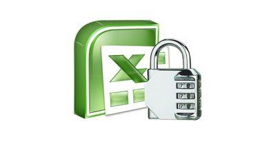Comment protéger un fichier Excel