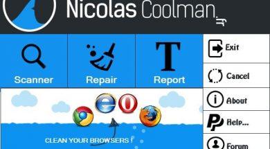 ZHPCleaner nicolas coolman zhpdiag zhpfix zhp télécharger zhpcleaner hijacker