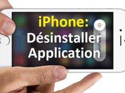 comment supprimer une application sur iphone comment désinstaller une application sur iphone