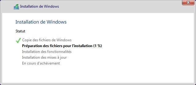 clé usb windows 10