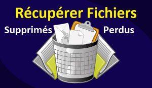Logiciel de récupération de données supprimées récupération de données disque dur