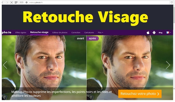 Retouche de visage en ligne retouche photo en ligne gratuit for Pc retouche photo 2016