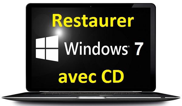 Restaurer Windows Avec Le Cloud