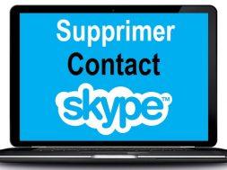 comment supprimer un contact sur skype supprimer contact skype comment bloquer un contact sur skype