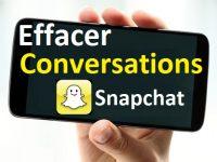 Comment supprimer les conversations Snapchat supprimer conversation Snapchat effacer conversation Snapchat