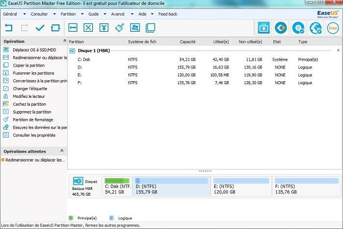 1 Comment étendre le lecteur C partition système dans Windows 7 8 10 comment partitionner un disque dur sous windows