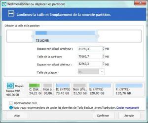 2 Comment étendre le lecteur C partition système dans Windows 7 8 10 comment partitionner un disque dur sous windows