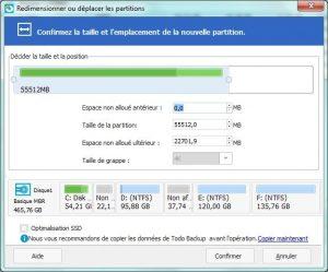 3 Comment étendre le lecteur C partition système dans Windows 7 8 10 comment partitionner un disque dur sous windows