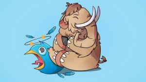 Mastodon réseau social
