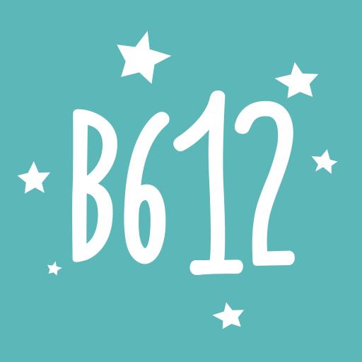B612 application de selfie