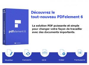 PDFelement-6 alternative d'adobe