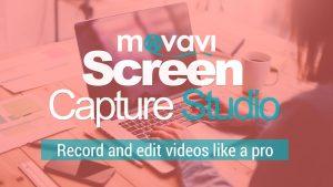 Movavi Screen Capture Studio 8 : Le tour des fonctionnalités du logiciel Movavi-Screen-Capture-Studio-8-Le-tour-des-fonctionnalit%C3%A9s-du-logiciel-300x169