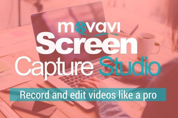 Movavi Screen Capture Studio 8 Le tour des fonctionnalités du logiciel