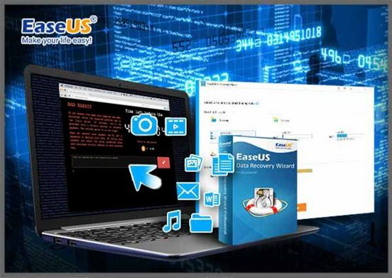 Attaque au ransomware Bad Rabbit EaseUS Data Recovery Wizard free