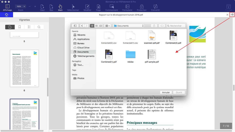 Comment modifier un PDF avec PDFelement 6 en y ajoutant des notes
