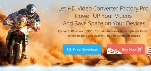 WonderFox HD Video Converter Factory Pro convertisseur