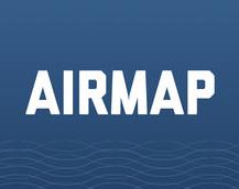 AirMap pour les drones