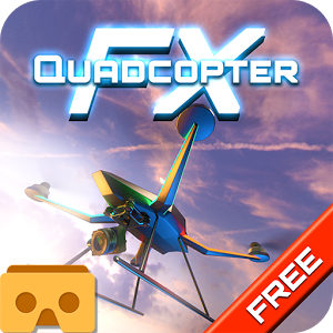 Quadcopter FX Simulator pour drone