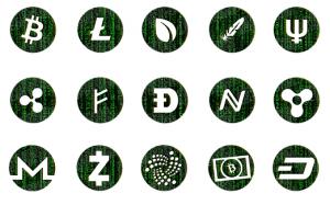 Top 10 des Cryptomonnaies