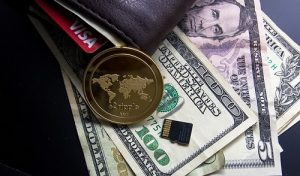 Bitcoin portefeuilles sur papier