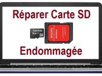 comment reparer une carte sd endommagée android carte micro sd endommagée carte sd corrompue logiciel pour reparer carte memoire endommagé samsung