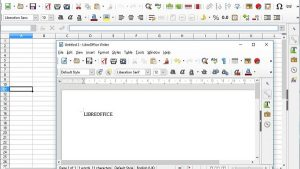 LibreOffice alternative Word
