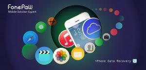 récupérer des messages supprimés du iPhone avec FonePaw 1
