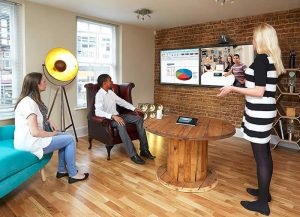 Comment améliorer le travail collaboratif de vos équipes avec un écran interactif Android